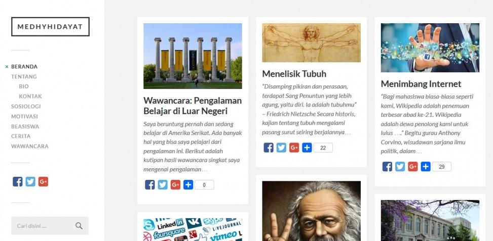 MedhyHidayat.com